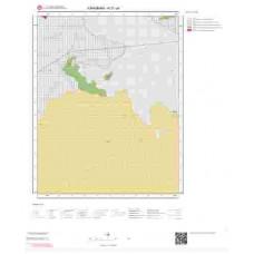 N 31-a4 Paftası 1/25.000 ölçekli Jeoloji Haritası