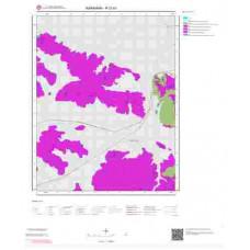 N 31-b1 Paftası 1/25.000 ölçekli Jeoloji Haritası