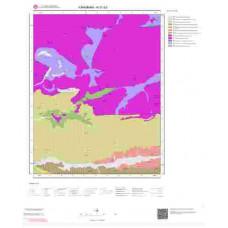 N 31-b3 Paftası 1/25.000 ölçekli Jeoloji Haritası