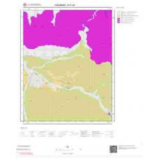 N 31-b4 Paftası 1/25.000 ölçekli Jeoloji Haritası
