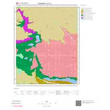N 31-c1 Paftası 1/25.000 ölçekli Jeoloji Haritası