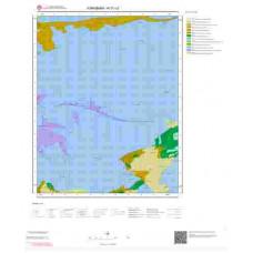 N 31-c3 Paftası 1/25.000 ölçekli Jeoloji Haritası