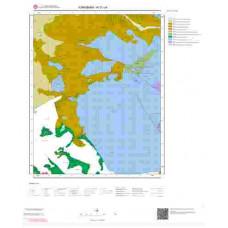 N 31-c4 Paftası 1/25.000 ölçekli Jeoloji Haritası