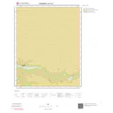 N 31-d1 Paftası 1/25.000 ölçekli Jeoloji Haritası