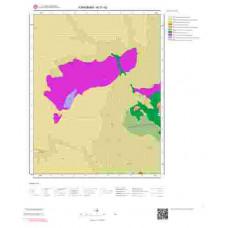 N 31-d2 Paftası 1/25.000 ölçekli Jeoloji Haritası
