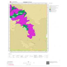N 31-d4 Paftası 1/25.000 ölçekli Jeoloji Haritası