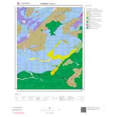 N32c3 Paftası 1/25.000 Ölçekli Vektör Jeoloji Haritası