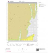 N 35-a2 Paftası 1/25.000 ölçekli Jeoloji Haritası