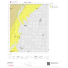 N 35-a3 Paftası 1/25.000 ölçekli Jeoloji Haritası