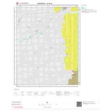 N 36-a4 Paftası 1/25.000 ölçekli Jeoloji Haritası