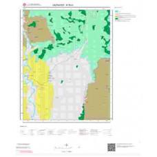 N 36-b1 Paftası 1/25.000 ölçekli Jeoloji Haritası