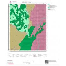 N 36-b2 Paftası 1/25.000 ölçekli Jeoloji Haritası