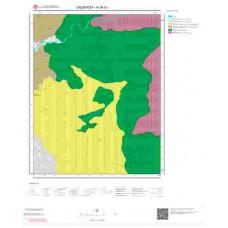 N 36-b3 Paftası 1/25.000 ölçekli Jeoloji Haritası