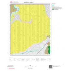 N 36-c1 Paftası 1/25.000 ölçekli Jeoloji Haritası