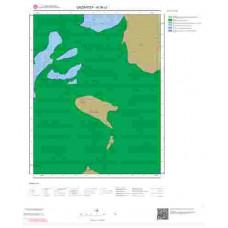 N 36-c3 Paftası 1/25.000 ölçekli Jeoloji Haritası