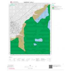 N 36-c4 Paftası 1/25.000 ölçekli Jeoloji Haritası