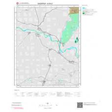 N 36-d1 Paftası 1/25.000 ölçekli Jeoloji Haritası