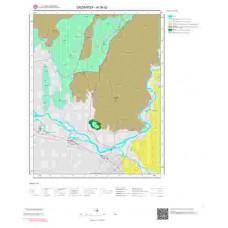 N 36-d2 Paftası 1/25.000 ölçekli Jeoloji Haritası