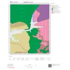 N 37-d1 Paftası 1/25.000 ölçekli Jeoloji Haritası
