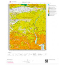 N 39 Paftası 1/100.000 ölçekli Jeoloji Haritası