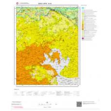 N40 Paftası 1/100.000 Ölçekli Vektör Jeoloji Haritası