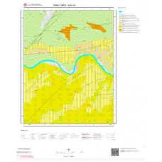 N40a1 Paftası 1/25.000 Ölçekli Vektör Jeoloji Haritası