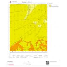 N40a3 Paftası 1/25.000 Ölçekli Vektör Jeoloji Haritası