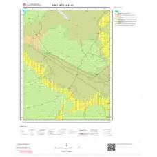 N41a1 Paftası 1/25.000 Ölçekli Vektör Jeoloji Haritası