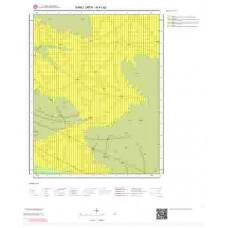 N41a2 Paftası 1/25.000 Ölçekli Vektör Jeoloji Haritası