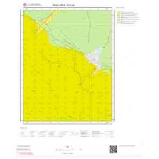 N41a4 Paftası 1/25.000 Ölçekli Vektör Jeoloji Haritası