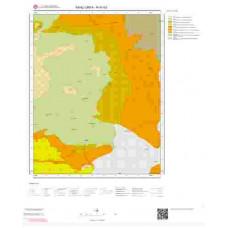 N41b3 Paftası 1/25.000 Ölçekli Vektör Jeoloji Haritası