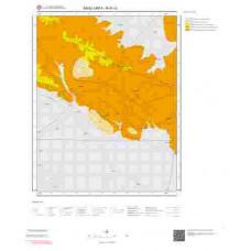 N41c2 Paftası 1/25.000 Ölçekli Vektör Jeoloji Haritası