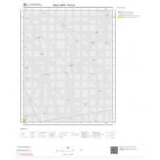 N41c3 Paftası 1/25.000 Ölçekli Vektör Jeoloji Haritası