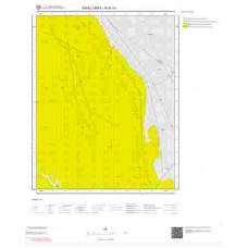 N41c4 Paftası 1/25.000 Ölçekli Vektör Jeoloji Haritası