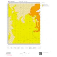 N41d2 Paftası 1/25.000 Ölçekli Vektör Jeoloji Haritası