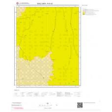 N41d3 Paftası 1/25.000 Ölçekli Vektör Jeoloji Haritası
