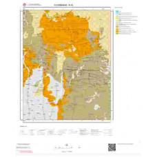 N42 Paftası 1/100.000 Ölçekli Vektör Jeoloji Haritası