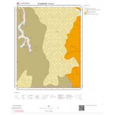 N42a1 Paftası 1/25.000 Ölçekli Vektör Jeoloji Haritası