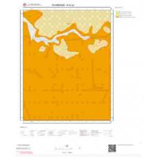 N42a2 Paftası 1/25.000 Ölçekli Vektör Jeoloji Haritası