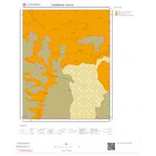 N42a3 Paftası 1/25.000 Ölçekli Vektör Jeoloji Haritası