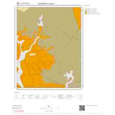 N42a4 Paftası 1/25.000 Ölçekli Vektör Jeoloji Haritası