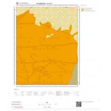 N42b1 Paftası 1/25.000 Ölçekli Vektör Jeoloji Haritası