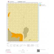 N42b2 Paftası 1/25.000 Ölçekli Vektör Jeoloji Haritası