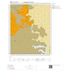 N42b3 Paftası 1/25.000 Ölçekli Vektör Jeoloji Haritası