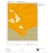 N42b4 Paftası 1/25.000 Ölçekli Vektör Jeoloji Haritası