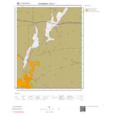 N42c1 Paftası 1/25.000 Ölçekli Vektör Jeoloji Haritası