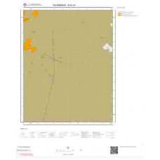 N42c4 Paftası 1/25.000 Ölçekli Vektör Jeoloji Haritası