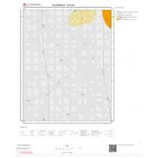 N42d4 Paftası 1/25.000 Ölçekli Vektör Jeoloji Haritası