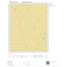 N43a3 Paftası 1/25.000 Ölçekli Vektör Jeoloji Haritası