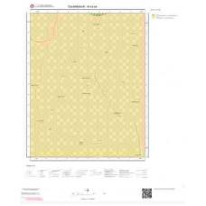 N43b4 Paftası 1/25.000 Ölçekli Vektör Jeoloji Haritası